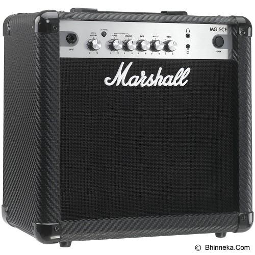 MARSHALL Guitar Amplifier [MG15CF] - Gitar Amplifier